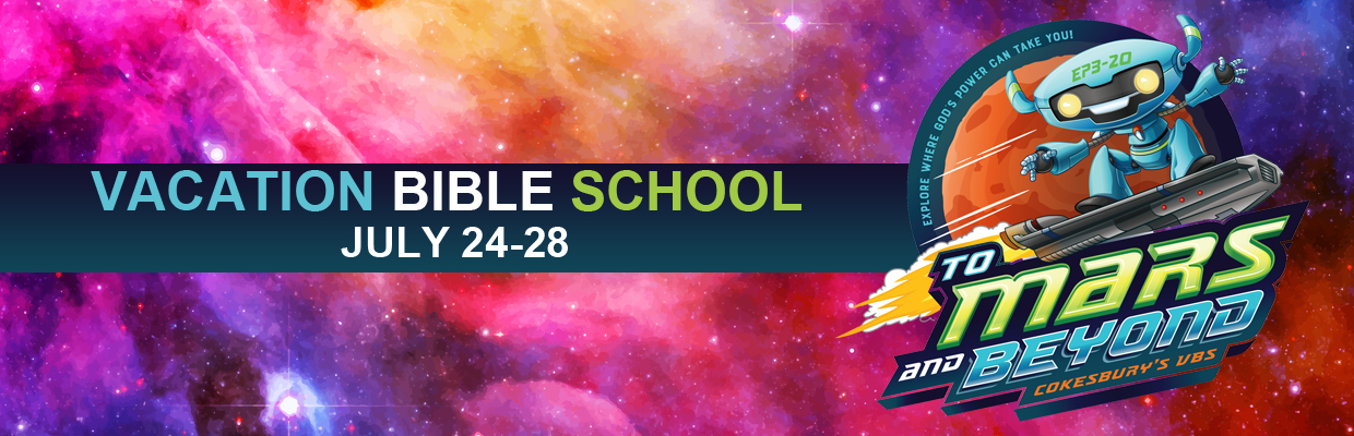 To Mars and Beyond! -VBS 2019